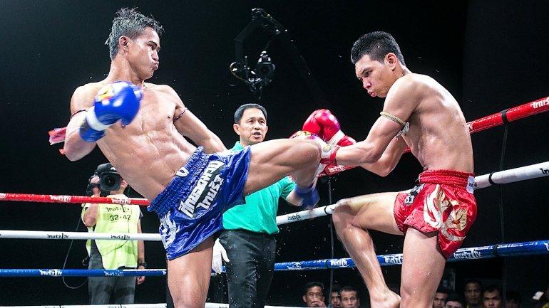 ชัยชนะศึกมวยไทย